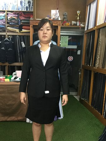 Mr K Best Tailors: My customer No.2954 from Malaysia