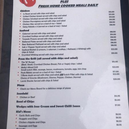 Dine in or takeaway plus BYO