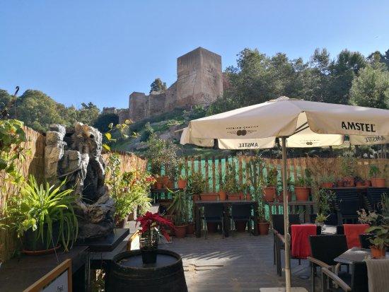 Vistas A La Alcazaba Picture Of Terraza De Alcasabar