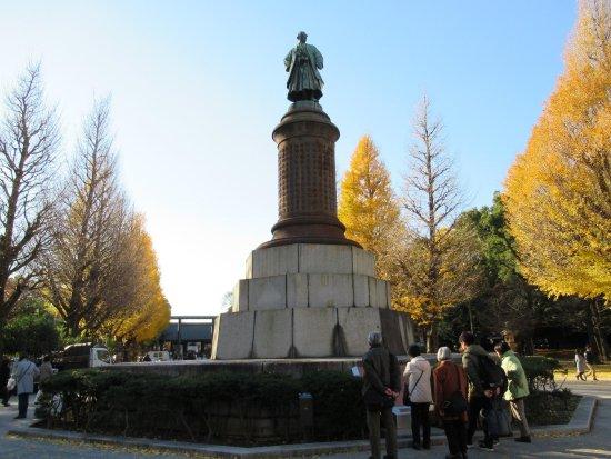 Omura Masajiro Statute