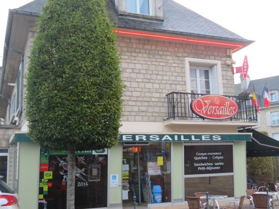Isigny-sur-Mer, Francia: Le Verailles
