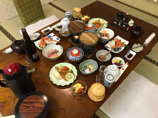 Hinodeya: 晚餐