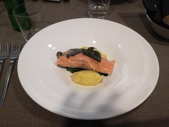 Restaurante Toque: Salmon