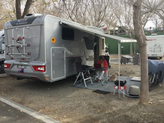 we are from australia and this is our rig picture of camping el pino torrox tripadvisor. Black Bedroom Furniture Sets. Home Design Ideas