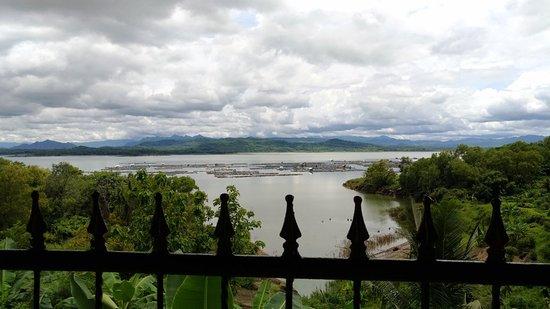 Wonogiri, Indonésia: Gajah Mungkur Reservoir