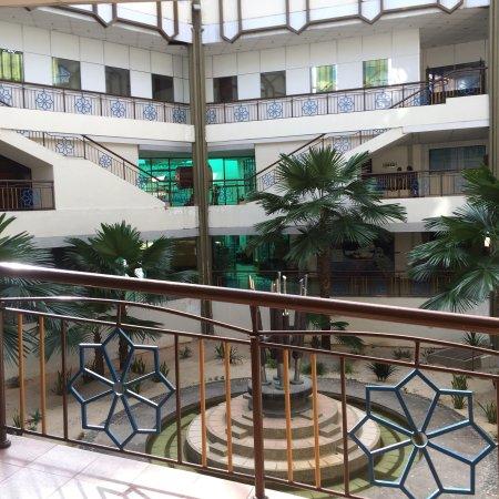 Kompleks Taman Seni Islam Antarabangsa