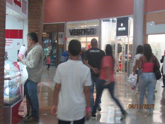 Sambil Margarita: En el Centro Comercial