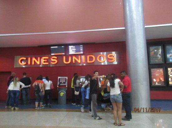 Sambil Margarita: Sala de cine