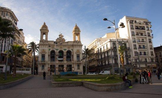 Le Théâtre d'Oran