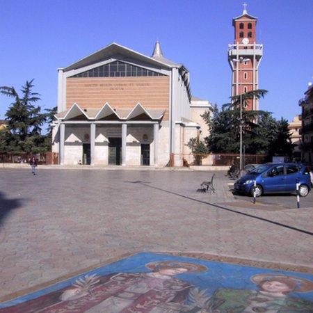 Basilica dei Santi Medici Cosma e Damiano