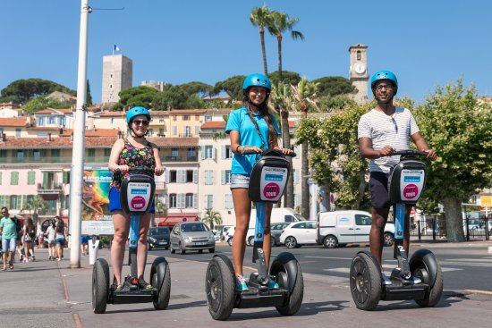 Segway Mobilboard Cannes