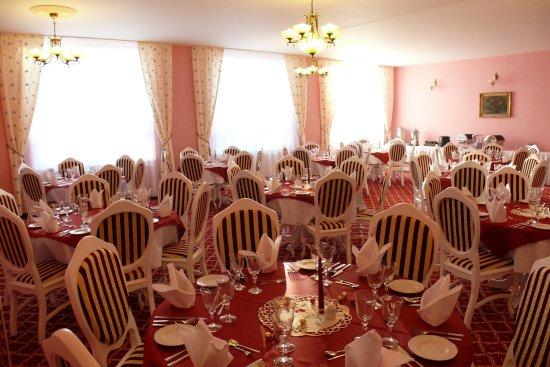 Hotel Svatojansky Kastiel: Reštaurácia