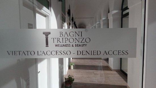 Cerreto di Spoleto, Italien: L'accesso è consentito solo agli ospiti con prenotazione e solo nell'orario previsto.