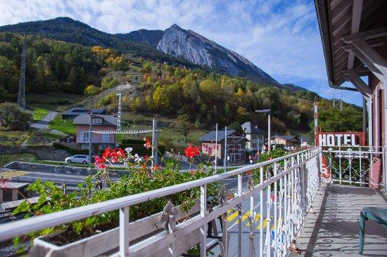 Orsieres, Switzerland: Hôtel Terminus, Orsières