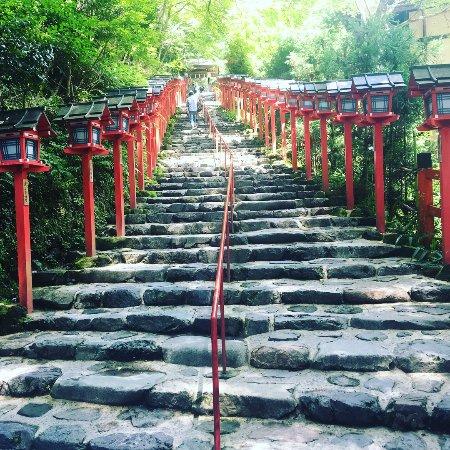 Kifune Shrine: 貴船神社