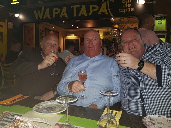 Wapa Tapa : Friends