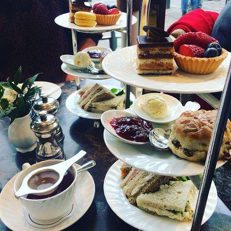 Tea Rooms In Poulton