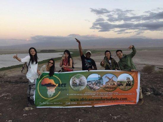 African Comfort Zone Safaris