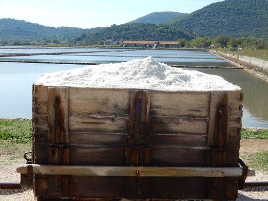 Ston Salt Works.