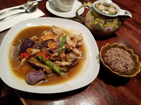 Inexpensive Delicious Thai Food In The Dupont Circle Review Of Bangkok Thai Dining Washington Dc Dc Tripadvisor
