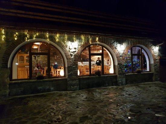 Schronisko Orlica - Restaurant Photo
