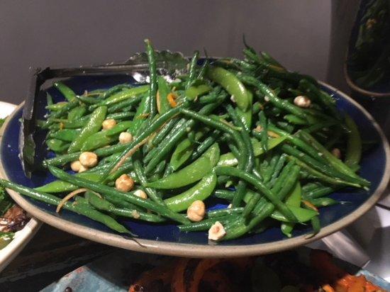 Ottolenghi - Islington: Green bean dish