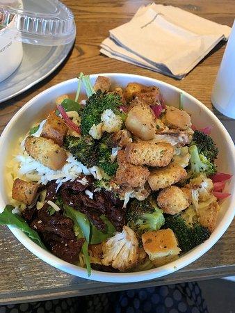 Piada Italian Street Food Houston