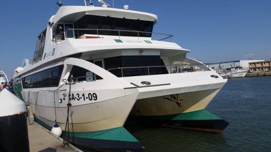 Catamaran Bahia Cadiz