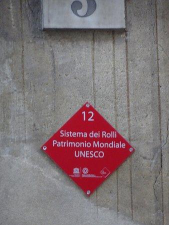 Palazzi dei Rolli: Via Garibaldi