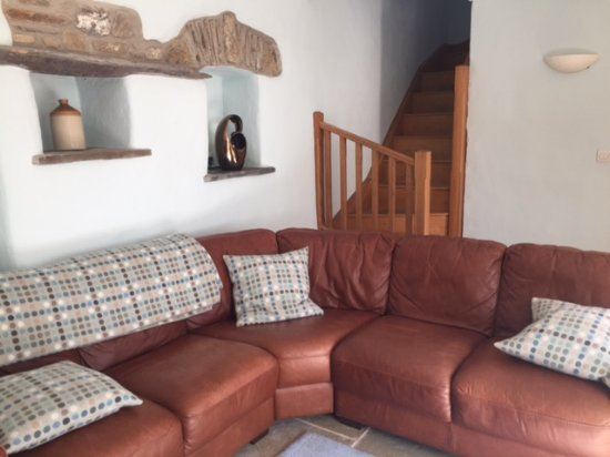 Crug Glas Country House: Coach House Living Room With Spacious Seating Area