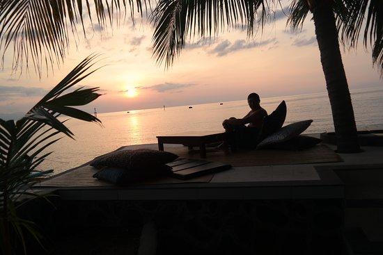 Pemaron, Ινδονησία: Sunset View