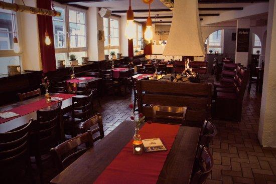 Kamin Das Flammkuchen Restaurant Mainz Menü Preise
