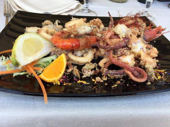 Sapori di Sicilia: fritto misto