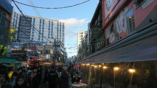 Kouen Hondori Shopping Street