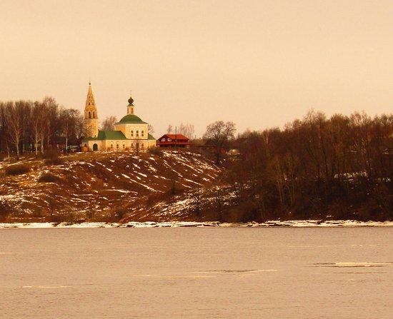 Tutayev, Rosja: Сделано с другой стороны Волги
