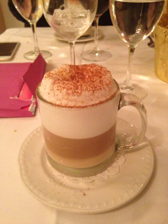 Westbury, NY: The perfect cappuccino.