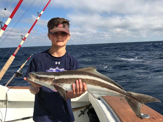 Reel Candy Sportfishing: Riley's Cobia