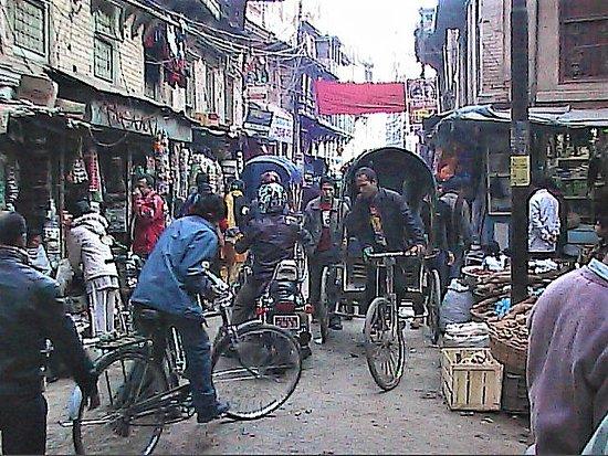 Asan - Kathmandu, Nepal