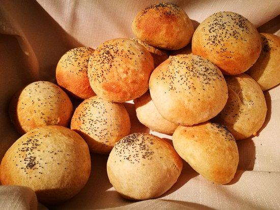 Plan, Ιταλία: il pane ...