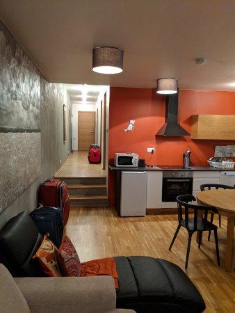 Reykjavik4you Apartments Hotel: Apartment 2nd floor