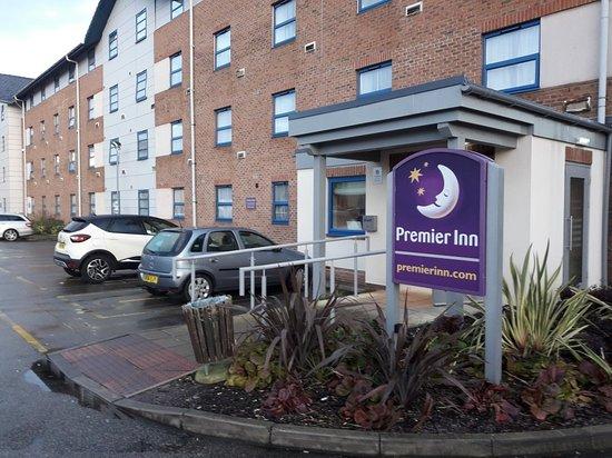 Premier Inn Manchester West Didsbury Hotel : 20180106_084725_large.jpg