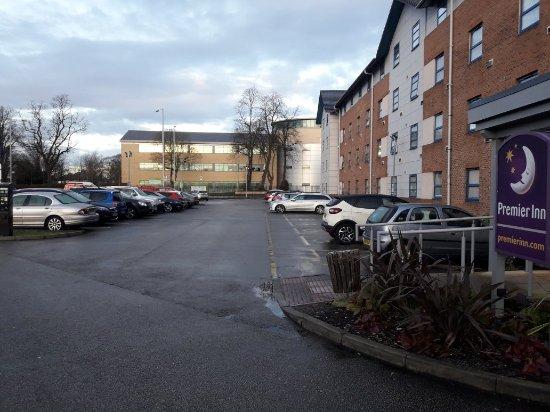 Premier Inn Manchester West Didsbury Hotel : 20180106_084733_large.jpg