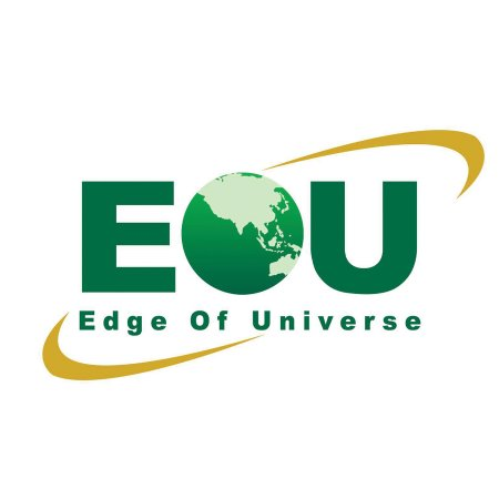 ‪‪Edge Of Universe‬: Edge Of Universe Travel Logo‬