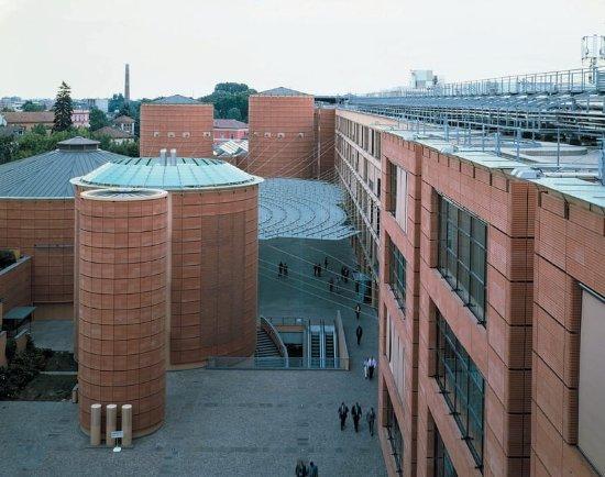 Sede della Banca Popolare di Lodi: Panoramica