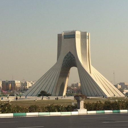 תמונה מAzadi Tower