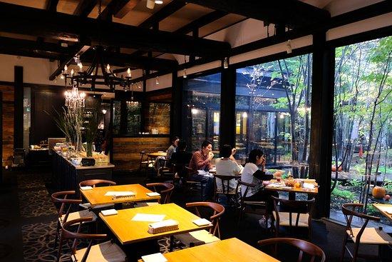 Karuizawa Hotel Longing House: restaurant