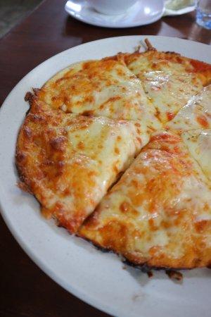 Kedai Kita Baranangsiang: Cheese Pizza
