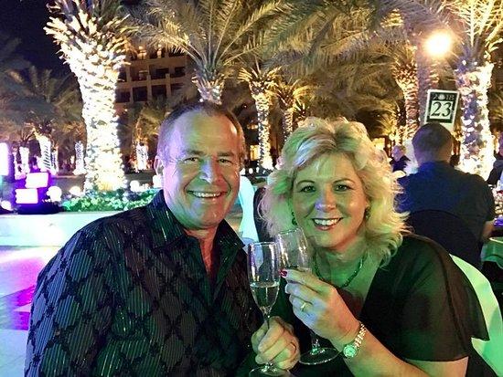 Hilton Ras Al Khaimah Resort & Spa: New Years eve