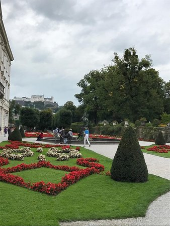 Mirabell Palace and Gardens: Mirabell Gardens