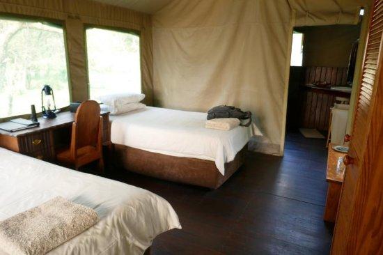 Xaro Lodge: Interieur Zelt